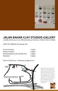Jalan Bahar Clay Studios Gallery Opening jpeg