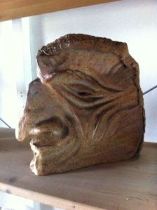 Dragon Kiln Fired Head